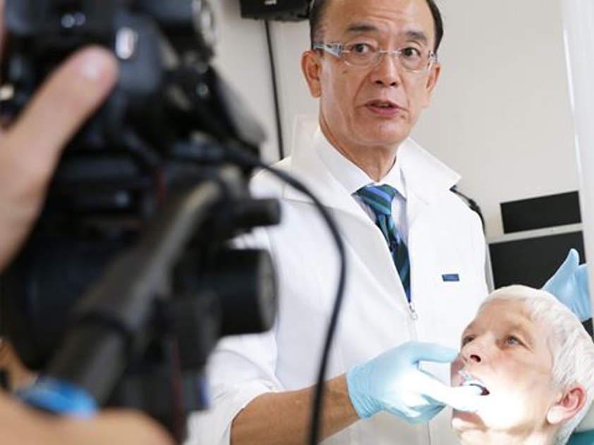 Dr. Jiro Abe